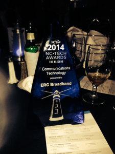 ERC award