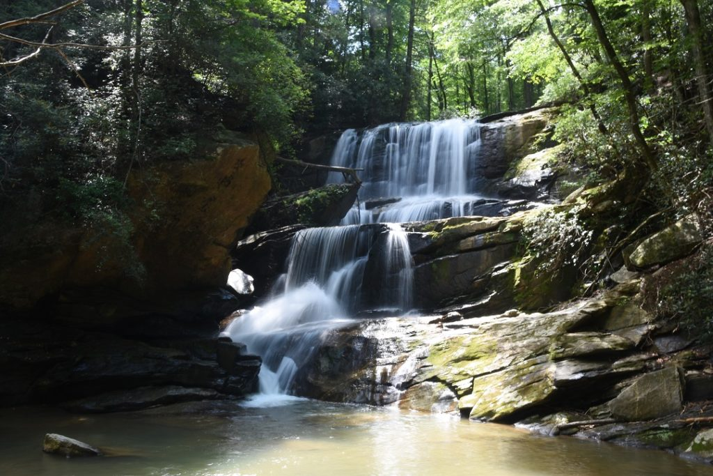 Little Bradley falls