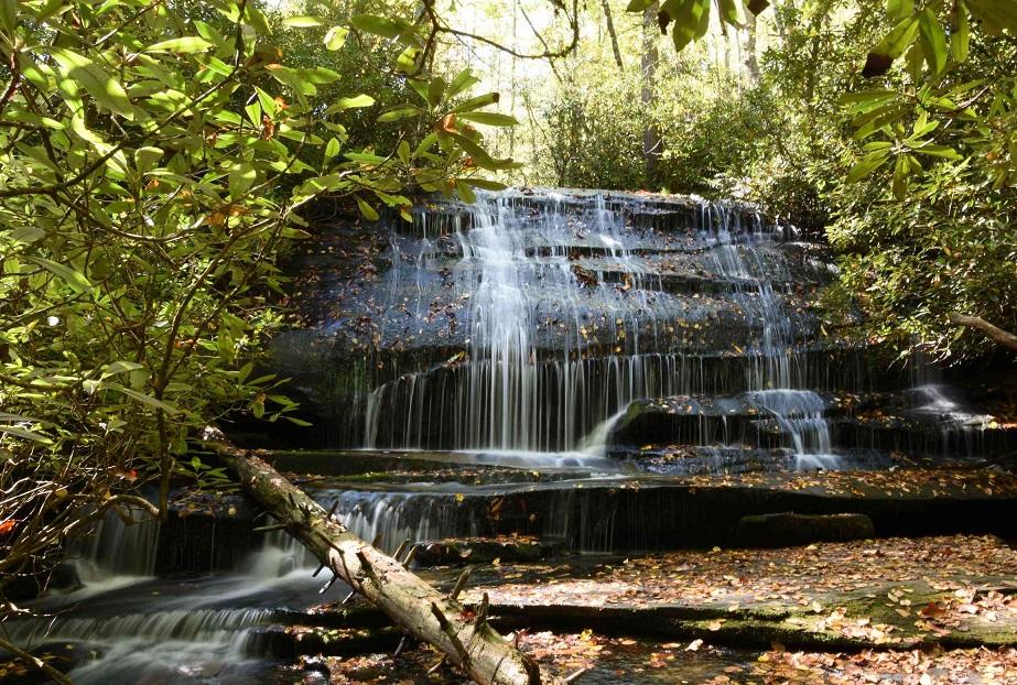 Grogan Creek Falls