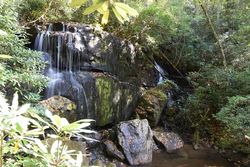 Unnamed Falls (Thompson)