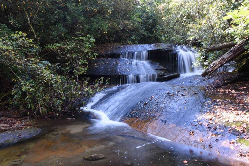 Upper Cedar Rock Falls