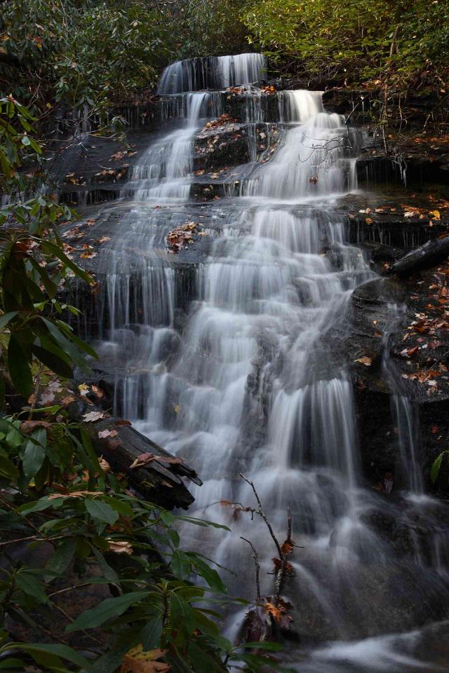 Lower Rhapsodie Falls