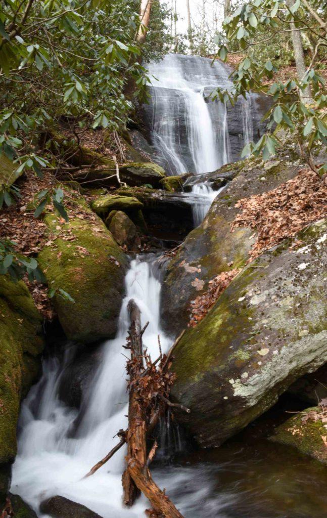 Bennett Cove Falls